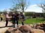 Hengistbury Head Visitors Centre - April 2014