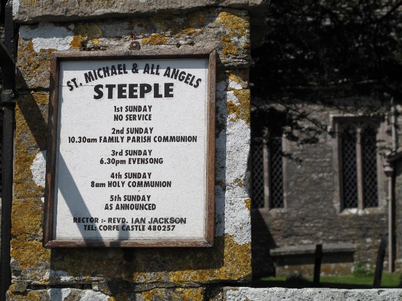 Steeple Church