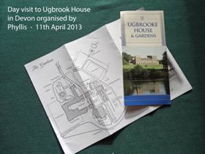 Ugbrooke House